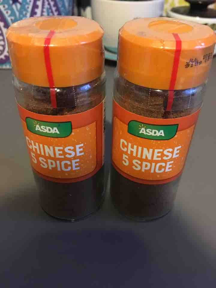 Unopened Chinese 5 spice