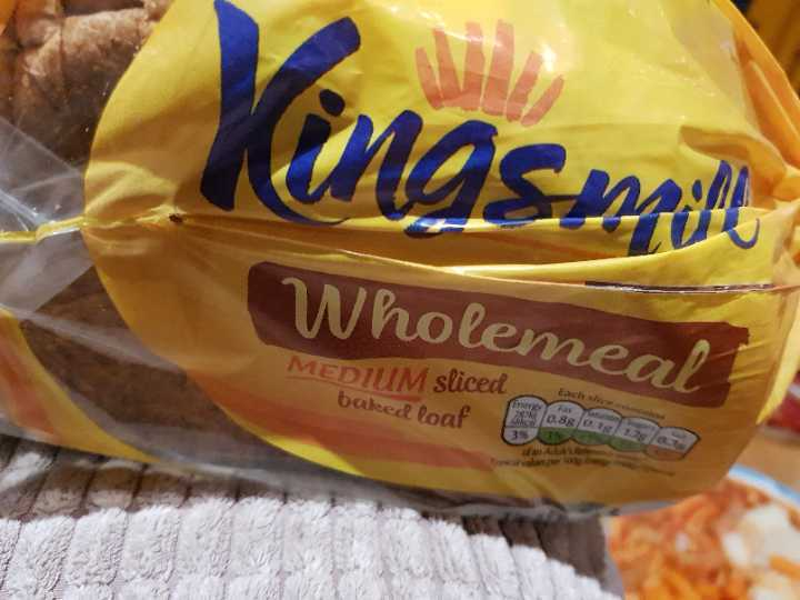 Small kingsmill wholemeal