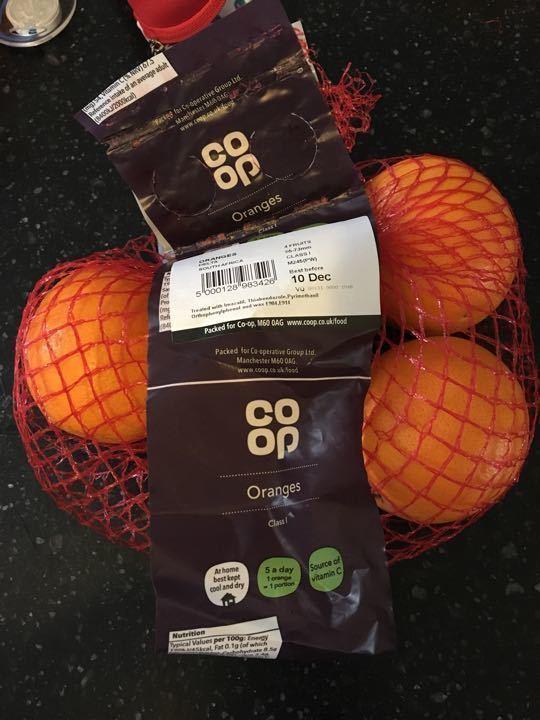 Coop oranges net