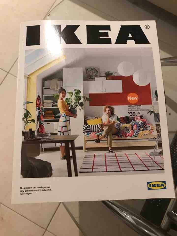 2/2 IKEA catalogue (someone was looking for this)