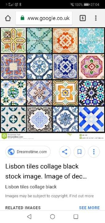WANTED - Tiles