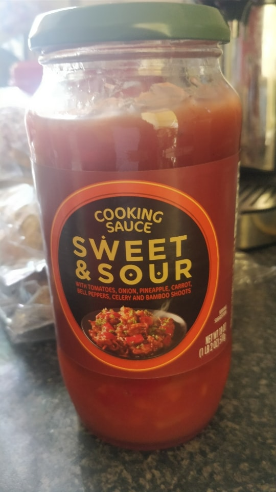 Sweet and Sour Cooking Sauce