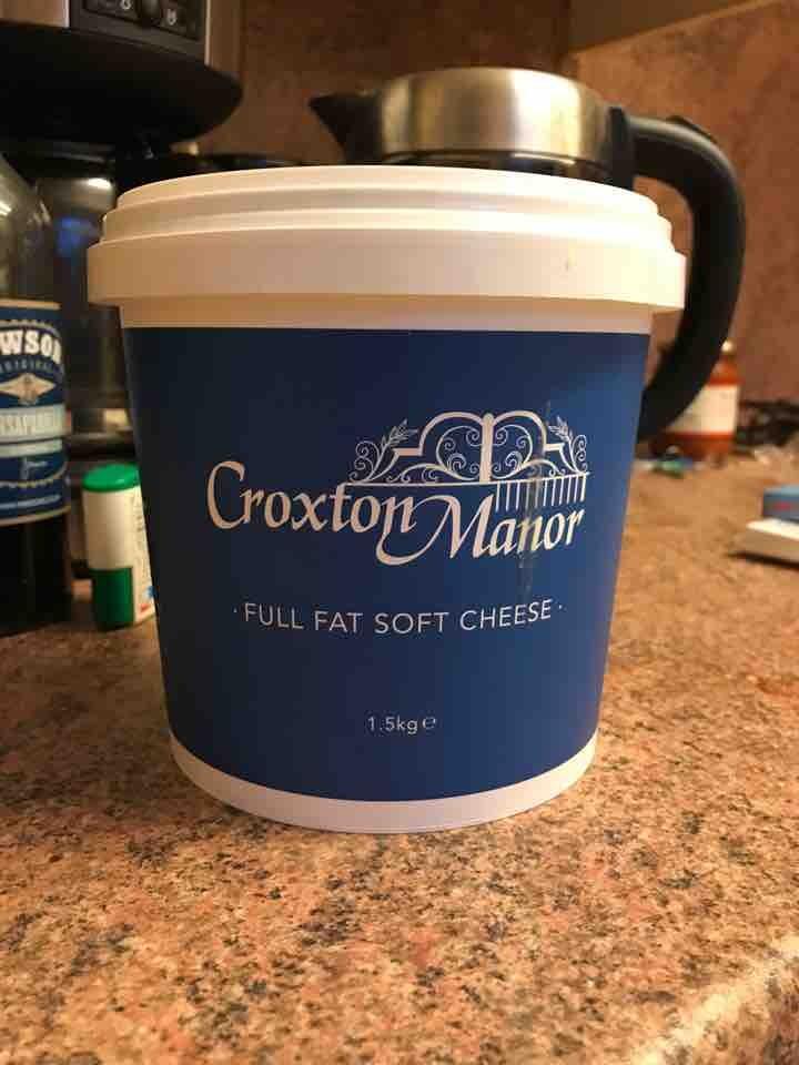 Soft cheese (1.5kg)