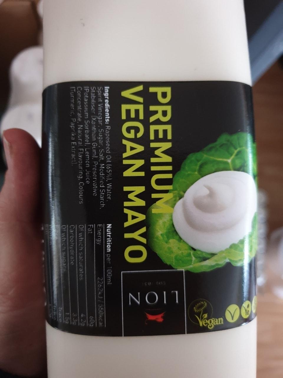 Vegan mayo 1ltr