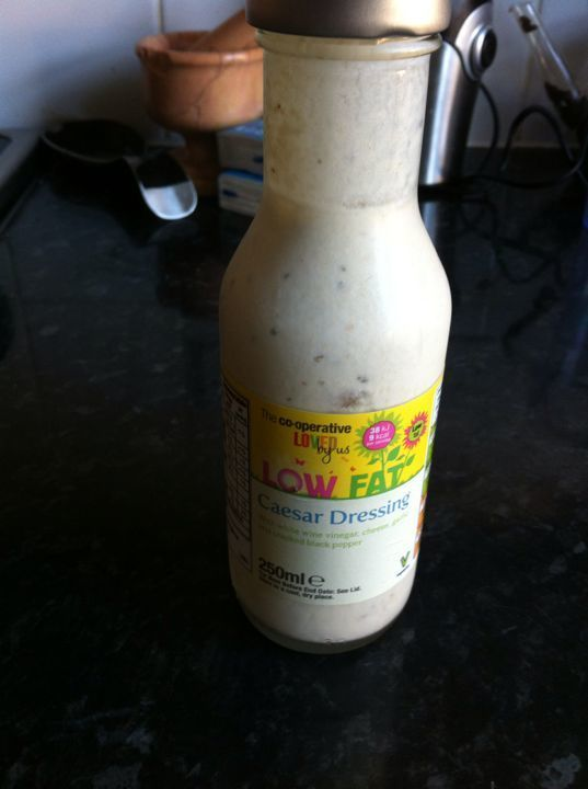 Unopened Low Fat Caesar Dressing