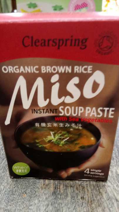Miso soup paste