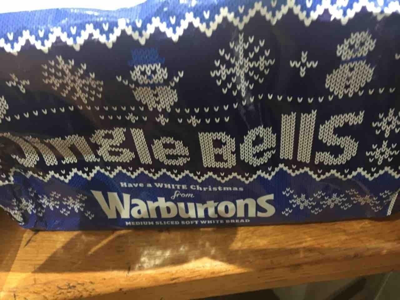 Warburtons white