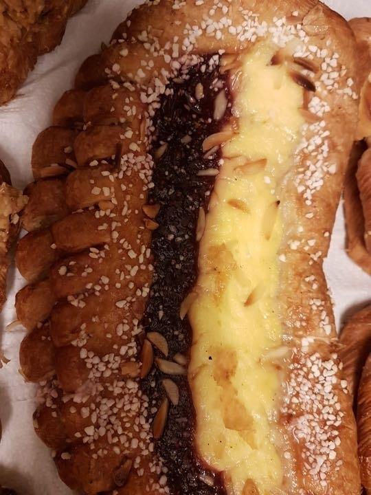 Pastries from Lindquists