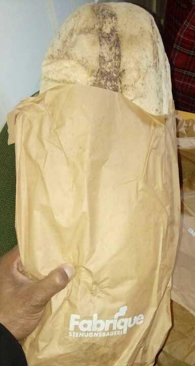 Artisan Sourdough /Levain Bread...1 - 2 massive loaves. From Fabrique Bakery