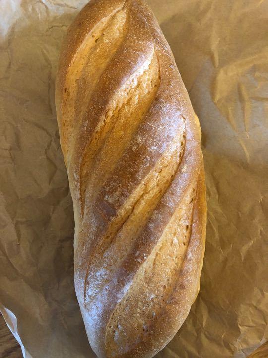 Medium white bread