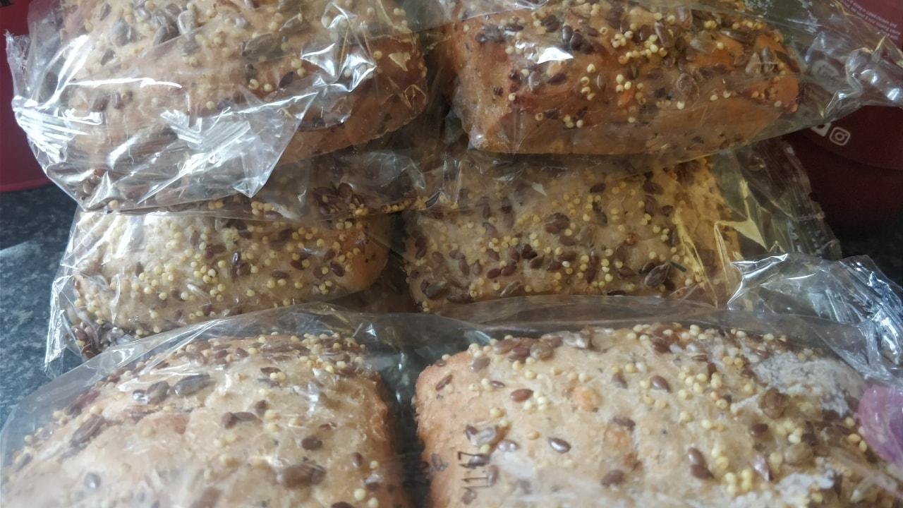 Seeded Bread Buns