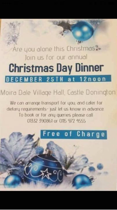 Alone this Christmas?