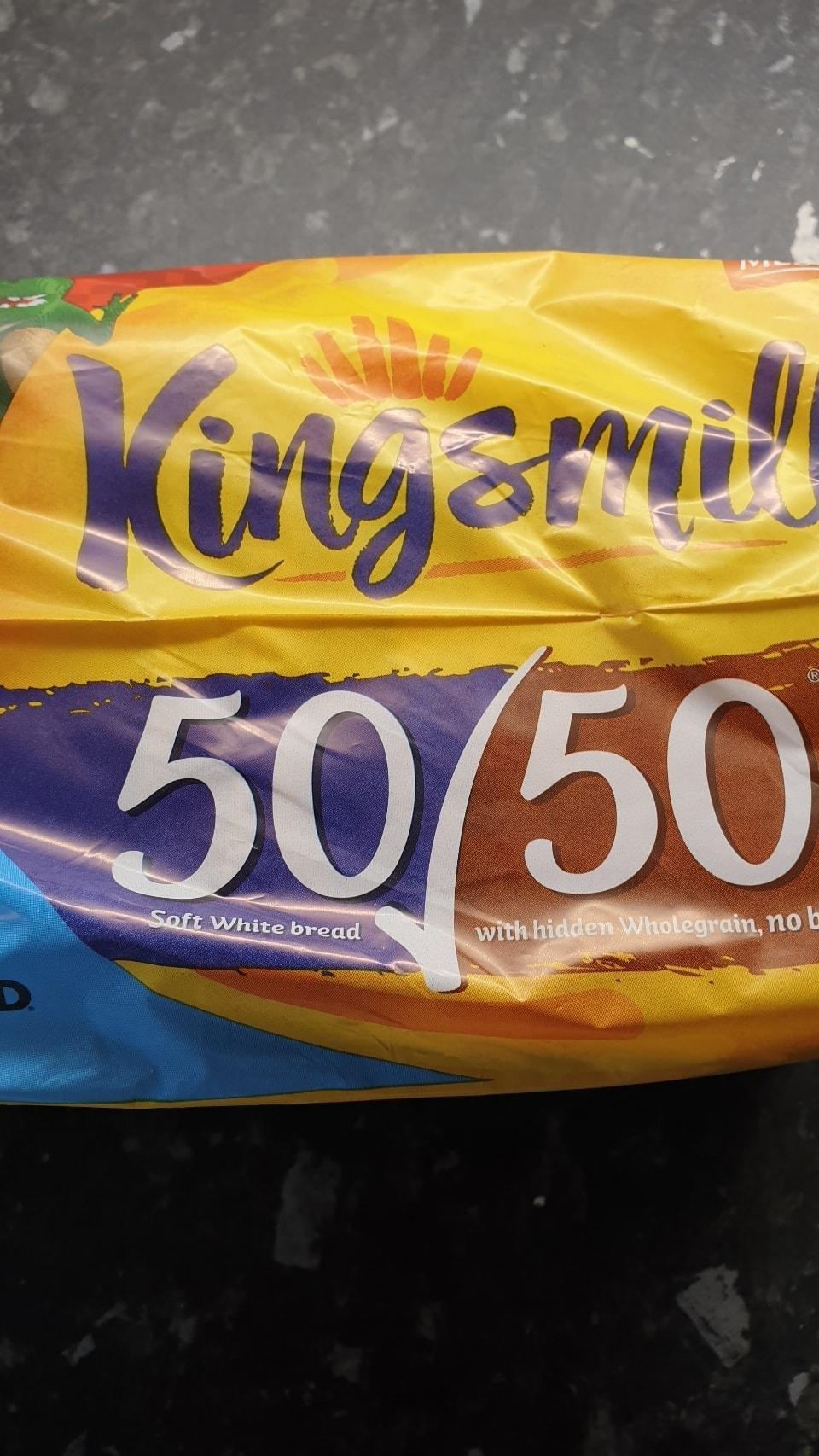 50/50 bread