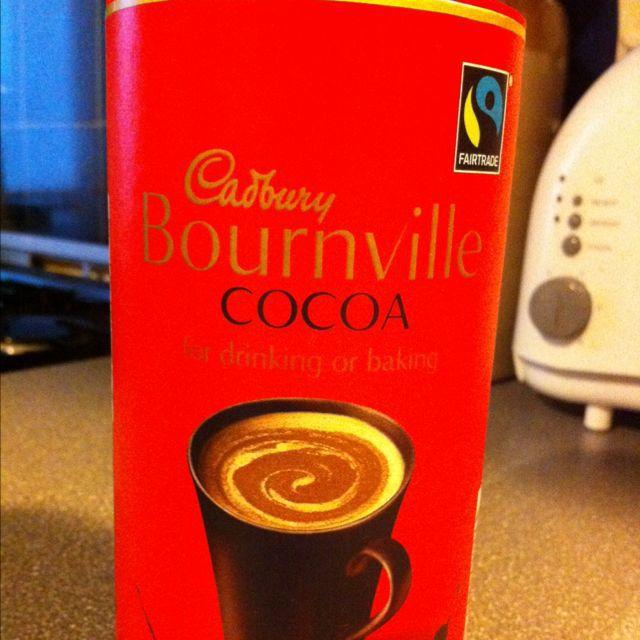 Cadbury's cocoa piwder