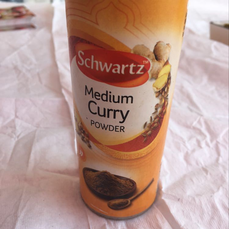 Schwartz curry powder