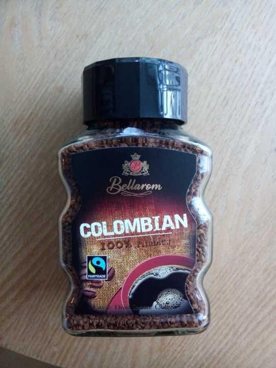 Fairtrade Instant Coffee unopened