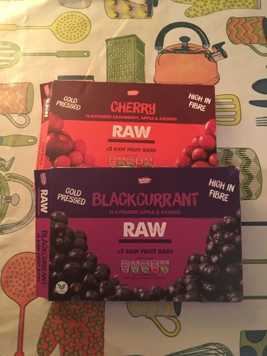 The Foodie Market raw fruit bars