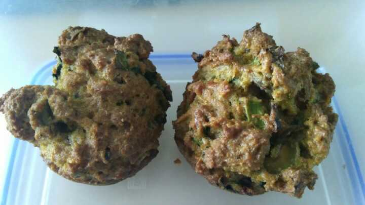 Homemade Savoury Muffins