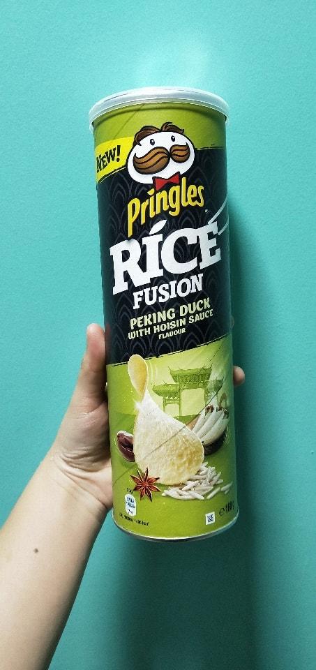 Pringles Rice Fusion Peking Duck with Hoisin Sauce Flavour