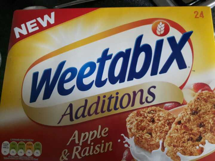 Weetabix additions