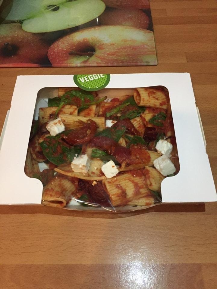 Pasta salad from Friska