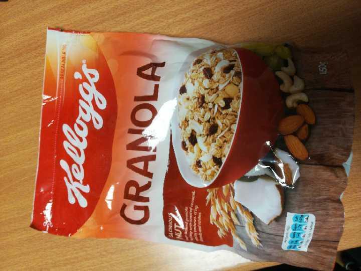 Kelloggs Granola