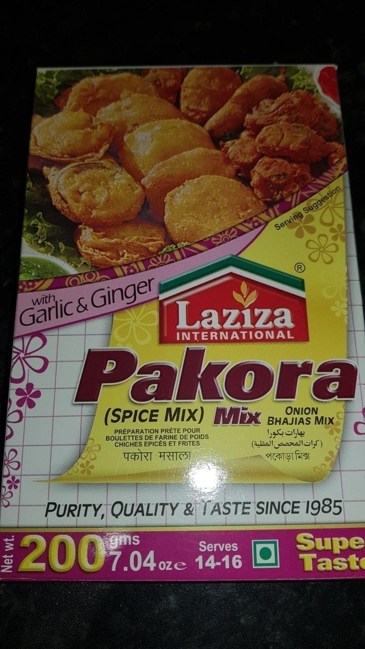 Pakora spice mix