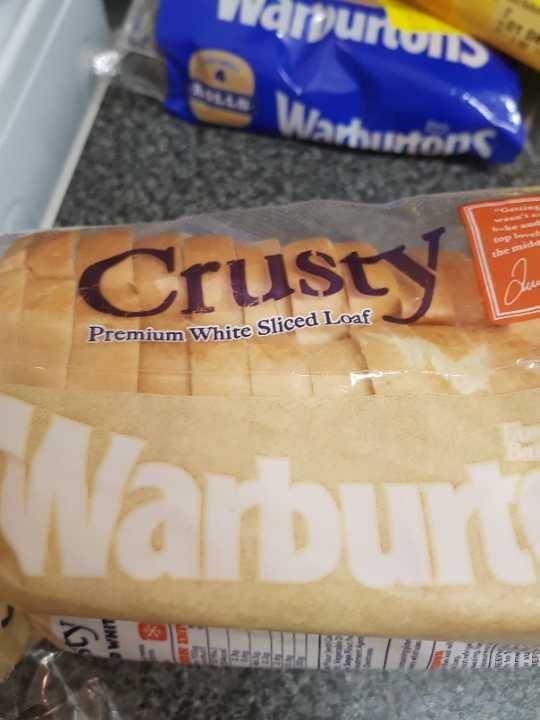 Warburton crusty loaf