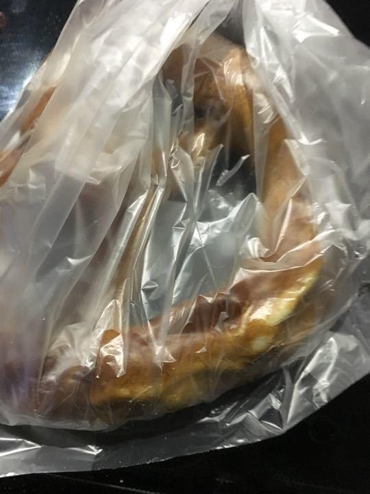 1 pretzel