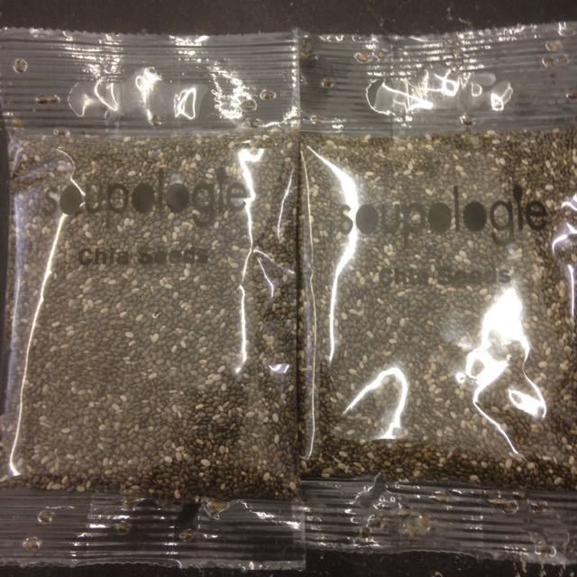 Chia Seeds Mini Pack.