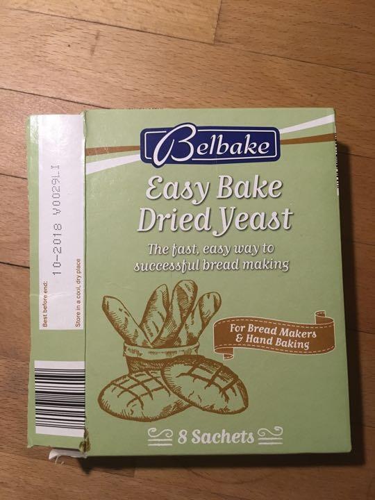 Dried yeast