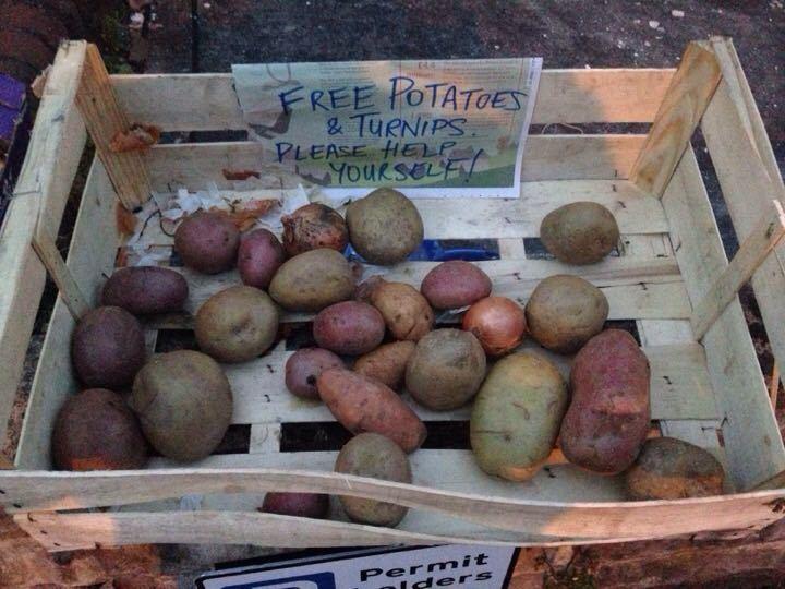 Potatoes mixed
