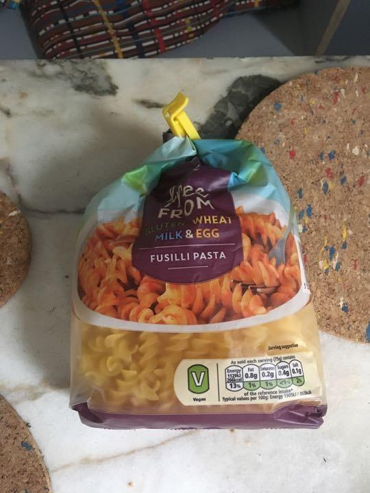 Tesco Free From Pasta