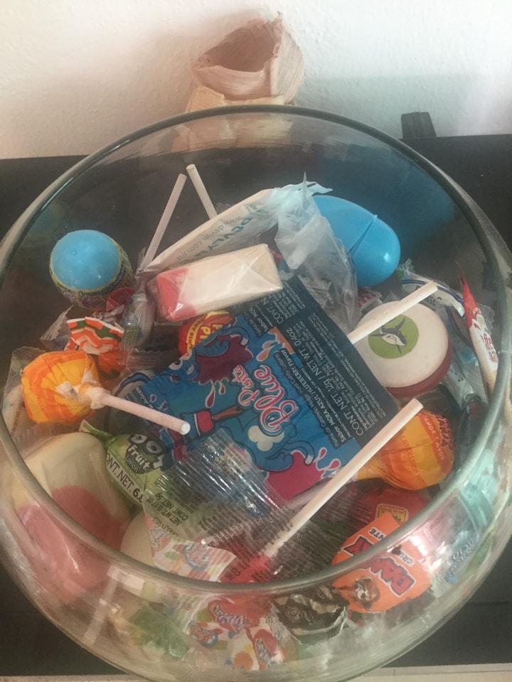 Bolsa de dulces