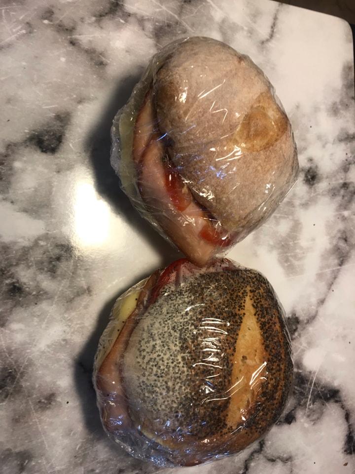 Fresh sandwiches (4/5)