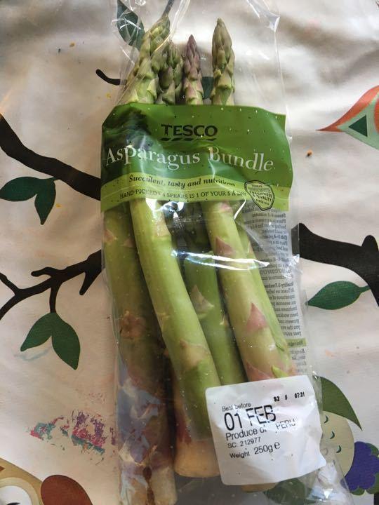 Asparagus bundle