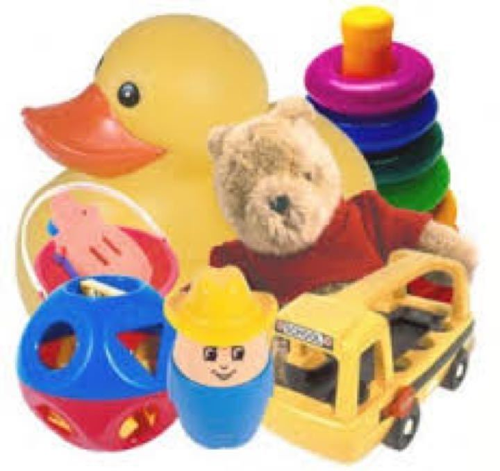 Toys for Children's Respite Centre in Stockport
