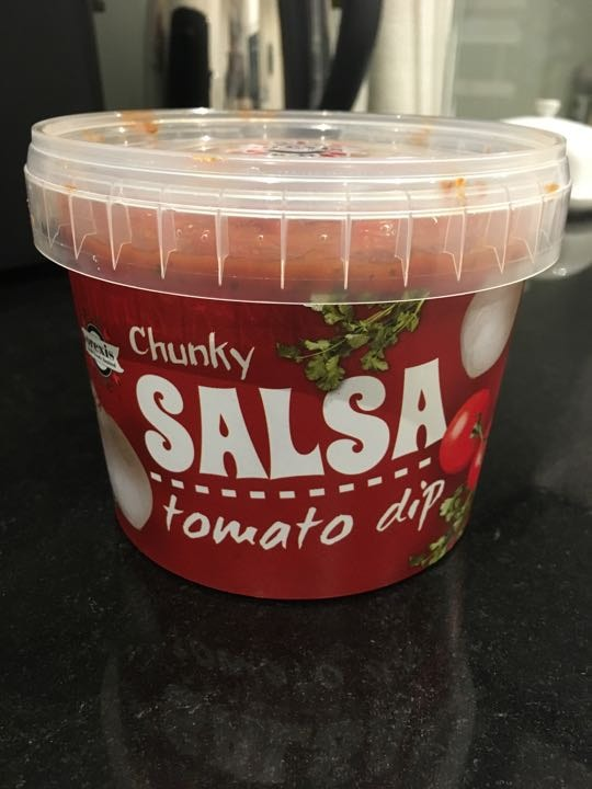 Chunky Salsa Tomato Dip