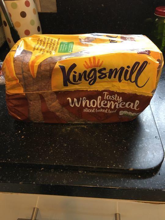 Kingsmill wholemeal bread