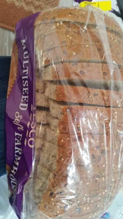 Multiseed farmhouse bread