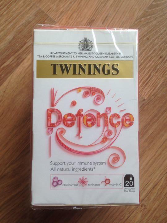 Twinings Defence Tea