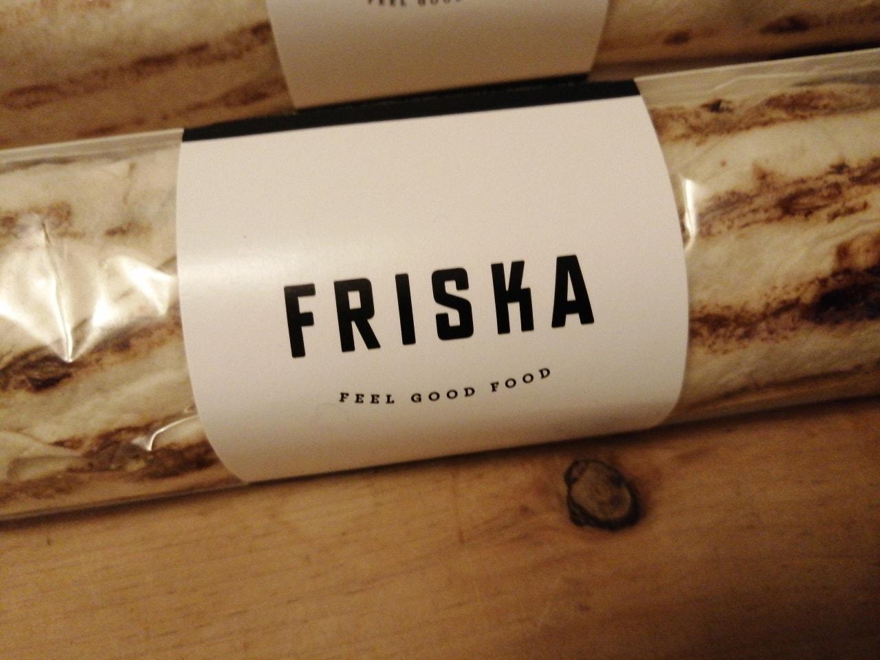 Friska Veggie Wrap