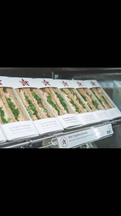 Pret A Manger veggie sandwiches and wraps (contains milk and eggs)
