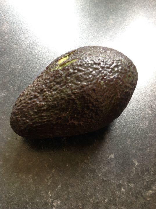 Very ripe avacado