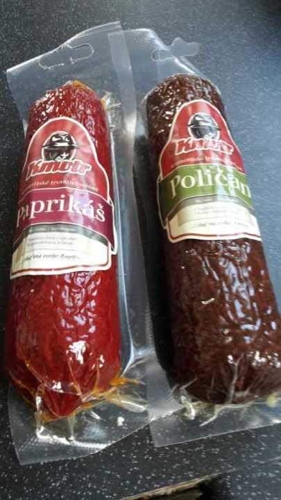 Polish salami