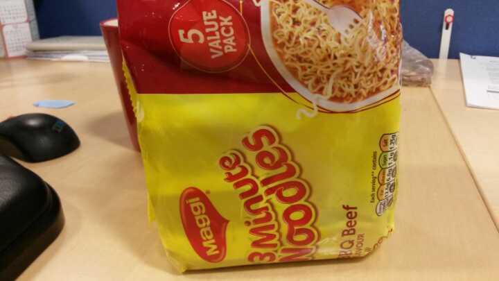 3minute bbq beef noodles