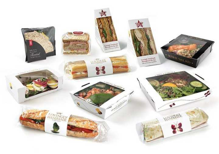 Pret a Manger picks