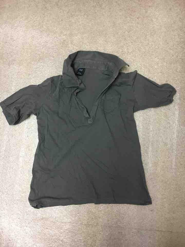 Gap xs tshirt grey