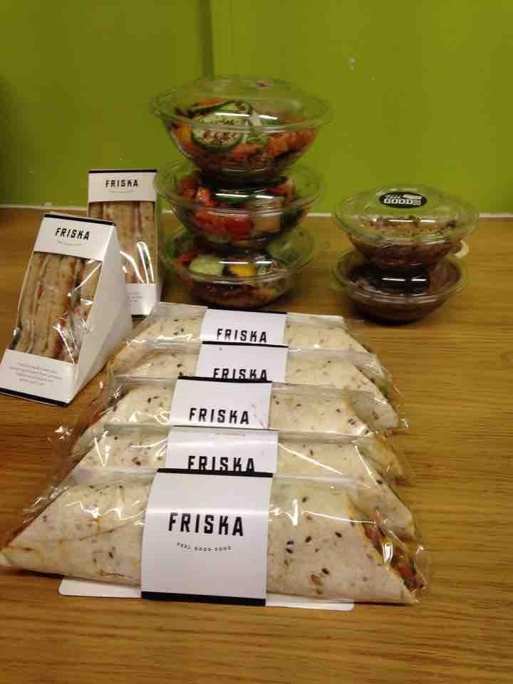 Friska - Veggie