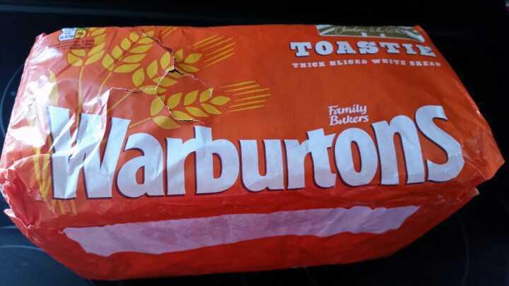 Warburton  toastie loaf